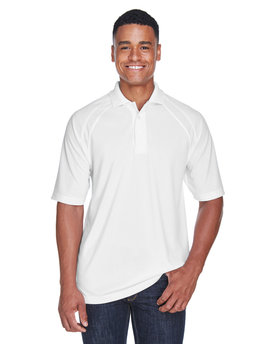 85093 Ash City - Extreme Men's Eperformance™ Ottoman Textured Polo