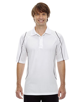 85107 Ash City - Extreme Men's Eperformance™ Velocity Snag Protection Colorblock Polo with Piping