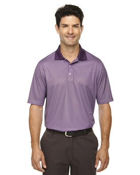 85115 Ash City - Extreme Men's Eperformance™ Launch Snag Protection Striped Polo