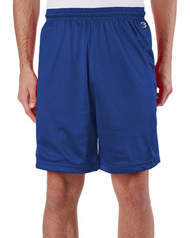 8731 Champion 3.7 oz. Mesh Short