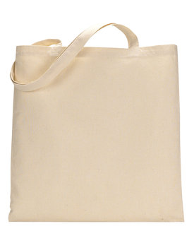 8860 UltraClub by Liberty Bags Nicole Cotton Canvas Tote
