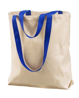 8868 UltraClub by Liberty Bags Marianne Cotton Canvas Tote
