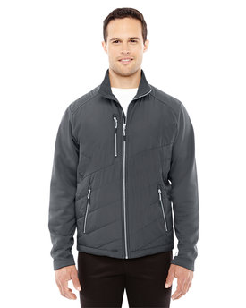 88809 NORTH Men's Quantum Interactive Hybrid Insulated Jacket