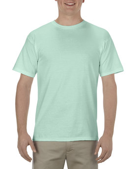 AL1701 Alstyle Adult 5.5 oz., 100% Soft Spun Cotton T-Shirt