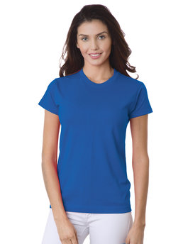 BA3325 Bayside Ladies' 6.1 oz., 100% Cotton T-Shirt
