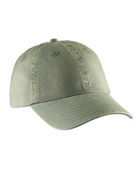 BA600 Big Accessories Vintage Washed Cap