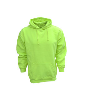 BS301 Bright Shield Adult Pullover Fleece Hood