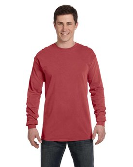 C6014 Comfort Colors Adult Heavyweight RS Long-Sleeve T-Shirt