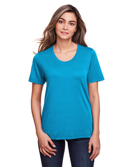 CE111W Core 365 Ladies' Fusion ChromaSoft™ Performance T-Shirt