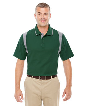 DG180 Devon & Jones Men's DRYTEC20™ Performance Colorblock Polo