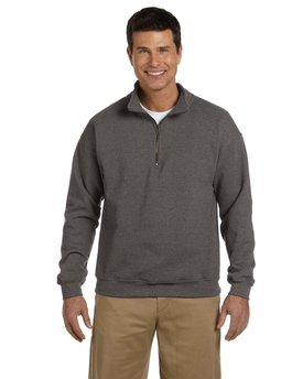 G188 Gildan Adult Heavy Blend™ Adult 8 oz. Vintage Cadet Collar Sweatshirt