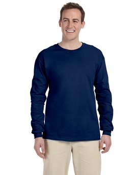 G240 Gildan Adult Ultra Cotton® 6 oz. Long-Sleeve T-Shirt