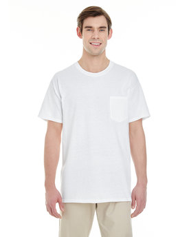 G530 Gildan Adult Heavy Cotton™ 5.3 oz. Pocket T-Shirt
