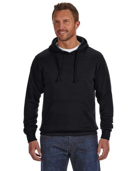 JA8620 J America Adult Cloud Pullover Fleece Hood
