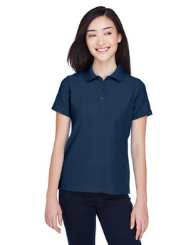 M280W Harriton Ladies' 5 oz. Blend-Tek™ Polo