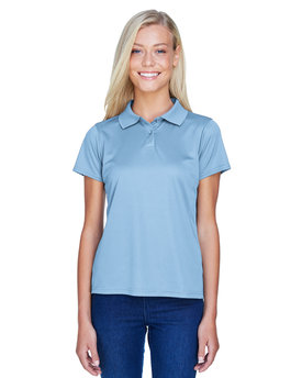 M315W Harriton Ladies' 4 oz. Polytech Polo