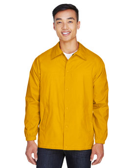 M775 Harriton Adult Nylon Staff Jacket