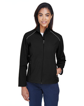 M780W Harriton Ladies' Echo Soft Shell Jacket