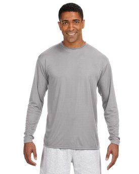 N3165 A4 Men's Cooling Performance Long Sleeve T-Shirt