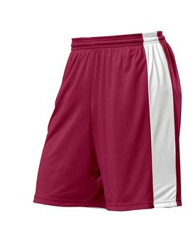 NB5284 A4 Drop Ship Youth Reversible Moisture Management Shorts