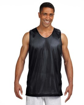 NF1270 A4 Men's Reversible Mesh Tank