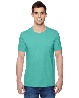 SF45R Fruit of the Loom Adult 4.7 oz. Sofspun® Jersey Crew T-Shirt