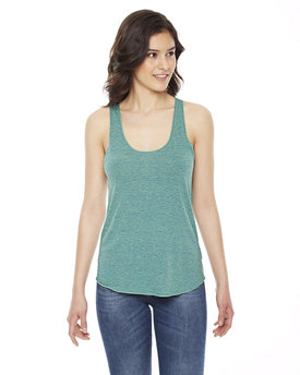TR308 American Apparel Ladies' Triblend Racerback Tank