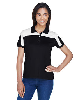 TT22W Team 365 Ladies' Victor Performance Polo