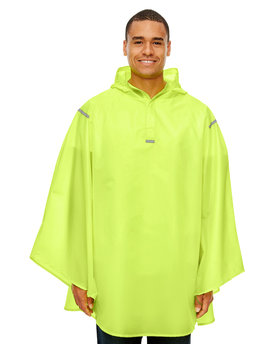 TT71 Team 365 Adult Stadium Packable Poncho