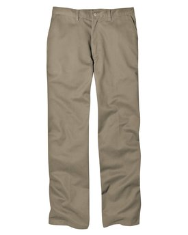 WP314 Dickies Drop Ship 8 oz.  Relaxed Fit Cotton Flat Front Pant