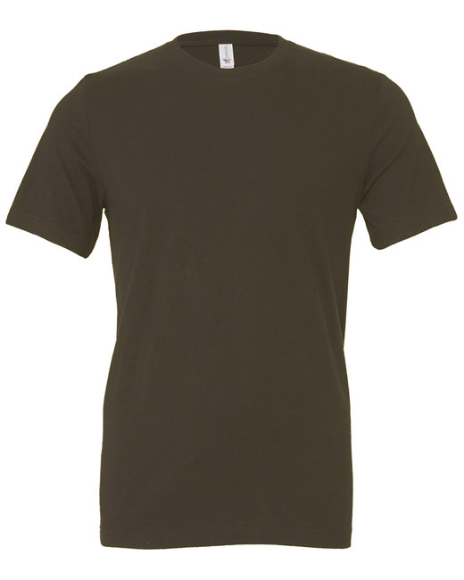 3001C Bella + Canvas Unisex Jersey T-Shirt