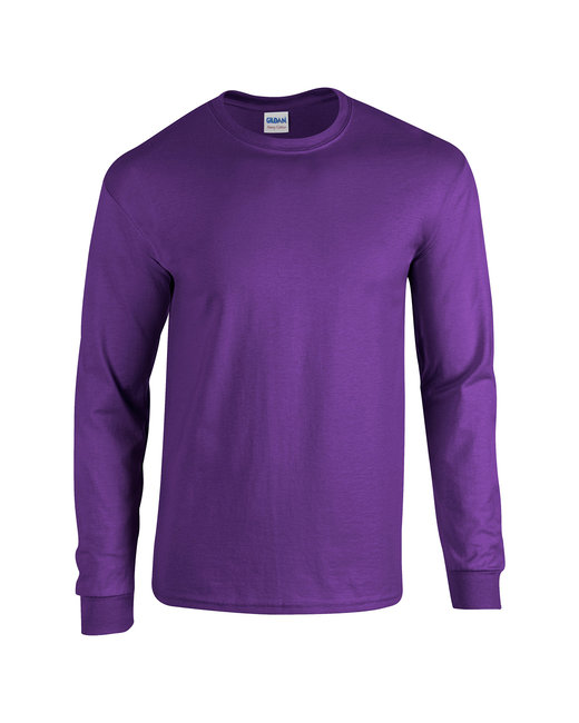 G540 Gildan Adult Heavy Cotton™ 5.3 oz. Long-Sleeve T-Shirt