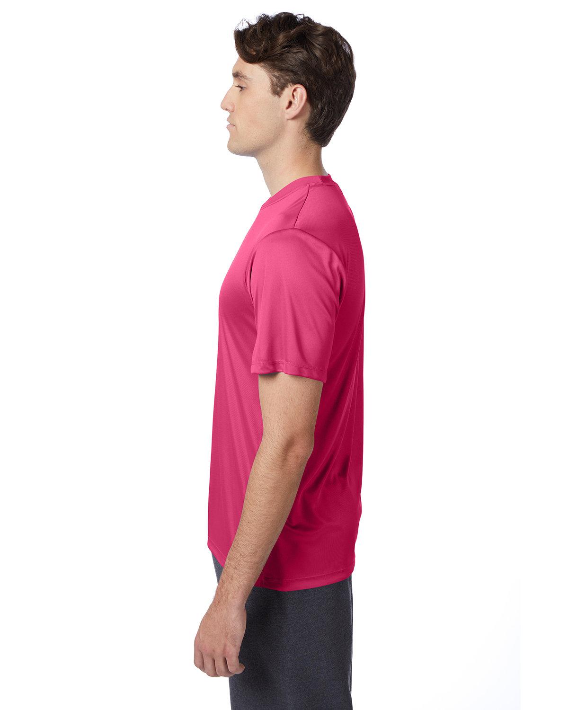 thumbnail 50 - Hanes-4820-Adult-Cool-DRI-with-FreshIQ-T-Shirt