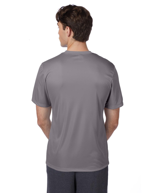 thumbnail 27 - Hanes-4820-Adult-Cool-DRI-with-FreshIQ-T-Shirt