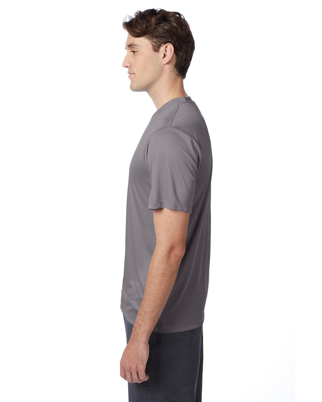 thumbnail 28 - Hanes-4820-Adult-Cool-DRI-with-FreshIQ-T-Shirt