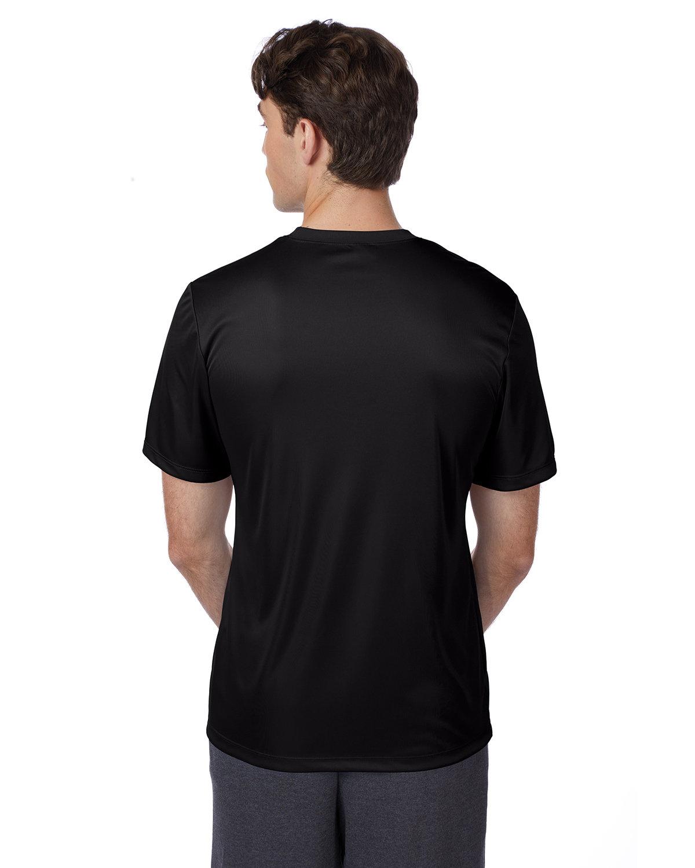 thumbnail 14 - Hanes-4820-Adult-Cool-DRI-with-FreshIQ-T-Shirt