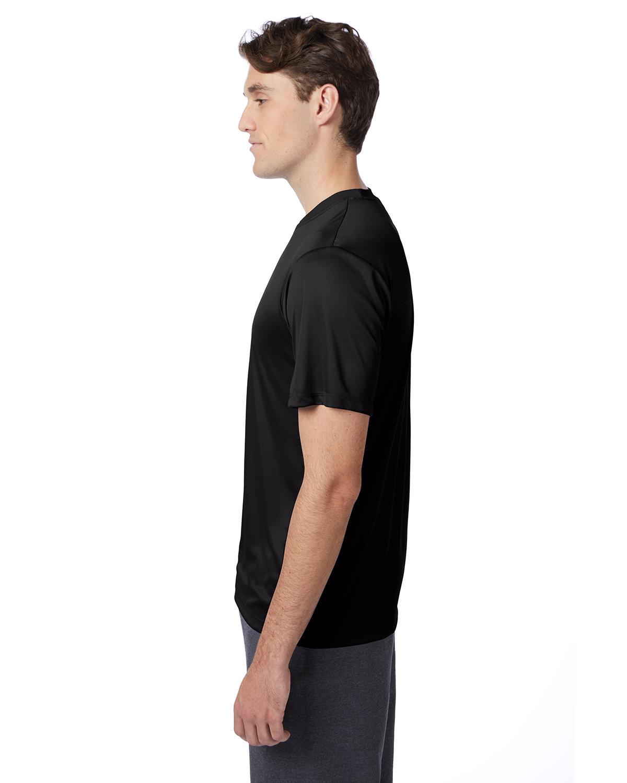 thumbnail 15 - Hanes-4820-Adult-Cool-DRI-with-FreshIQ-T-Shirt