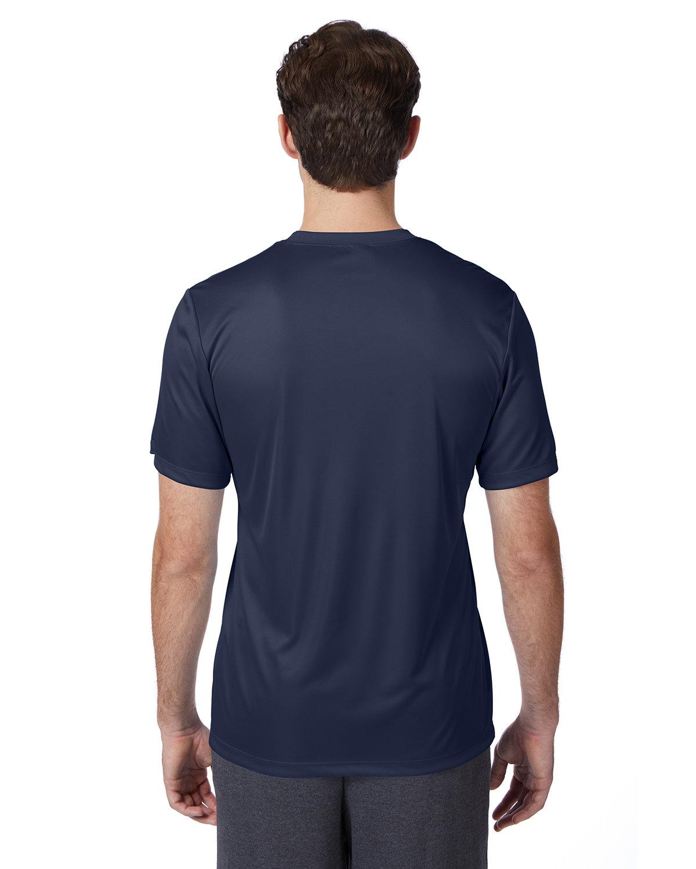 thumbnail 37 - Hanes-4820-Adult-Cool-DRI-with-FreshIQ-T-Shirt