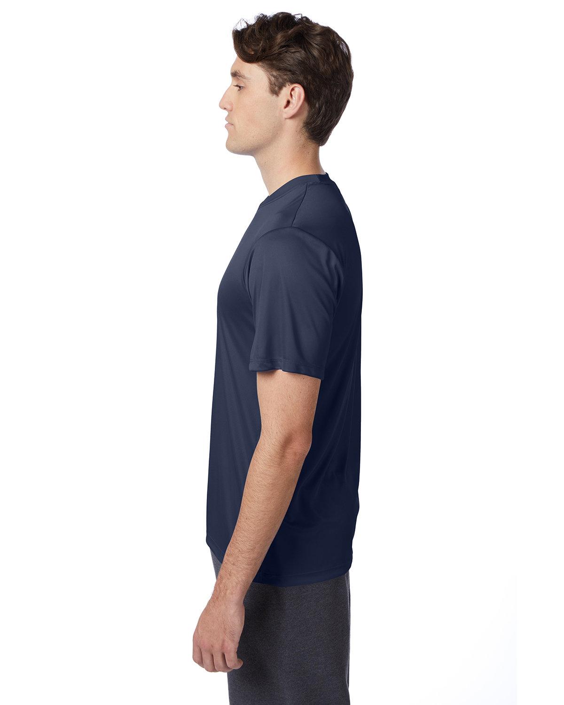 thumbnail 38 - Hanes-4820-Adult-Cool-DRI-with-FreshIQ-T-Shirt