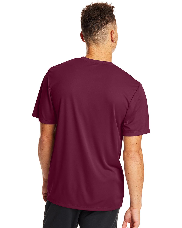 thumbnail 34 - Hanes-4820-Adult-Cool-DRI-with-FreshIQ-T-Shirt