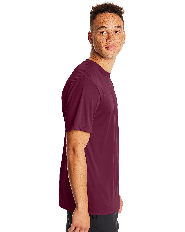 thumbnail 35 - Hanes-4820-Adult-Cool-DRI-with-FreshIQ-T-Shirt