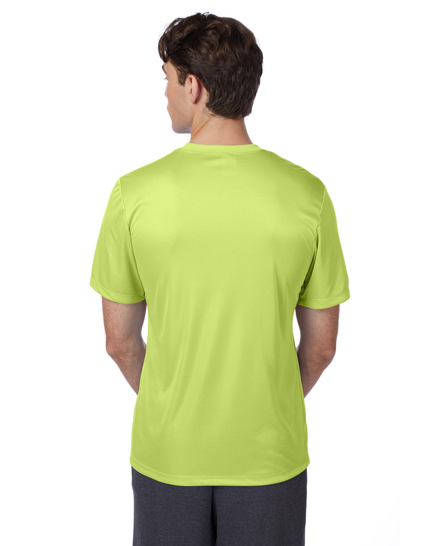 thumbnail 40 - Hanes-4820-Adult-Cool-DRI-with-FreshIQ-T-Shirt