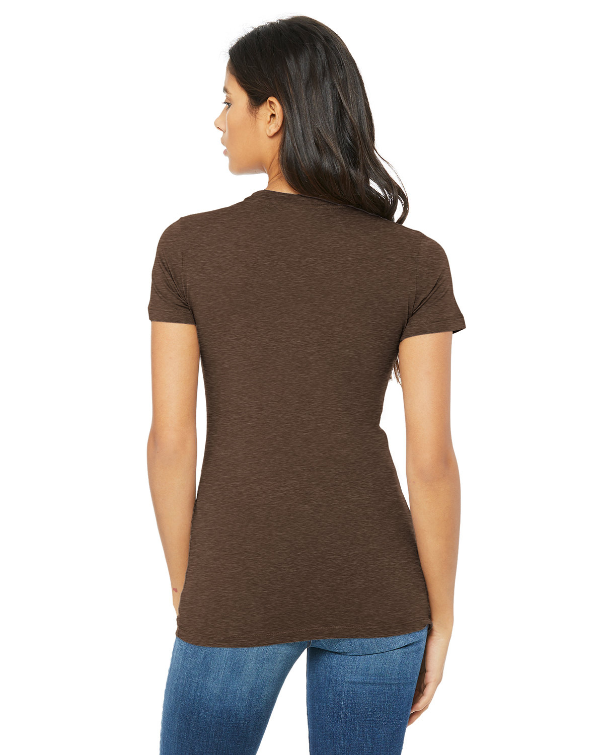 Color Shown Heather Brown