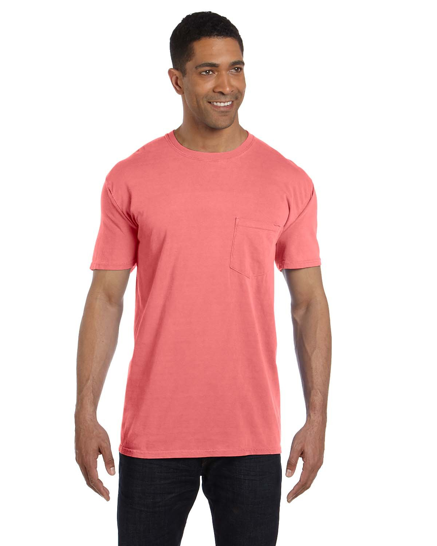 Comfort Color Brand Adult Heavyweight RS T-Shirt-MANGO-2XL