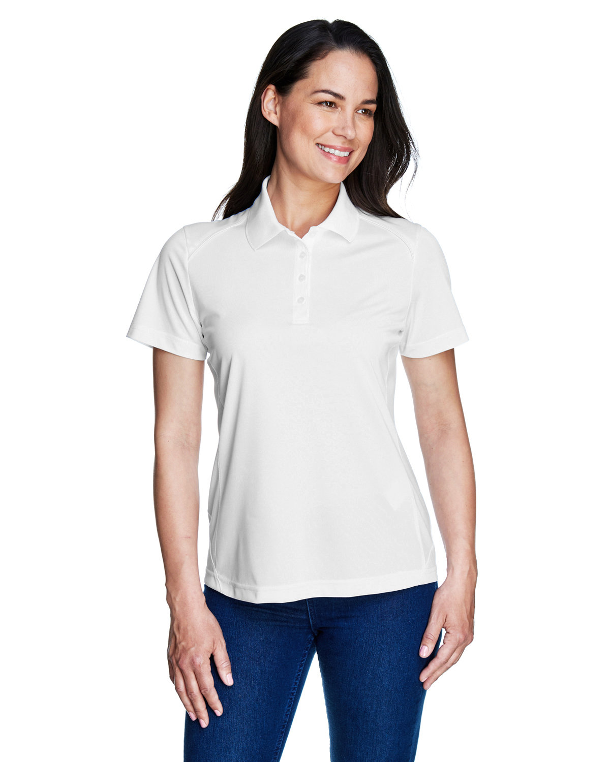 Medium Extreme Youth Snag Protection Polo Shirt Forest 65108