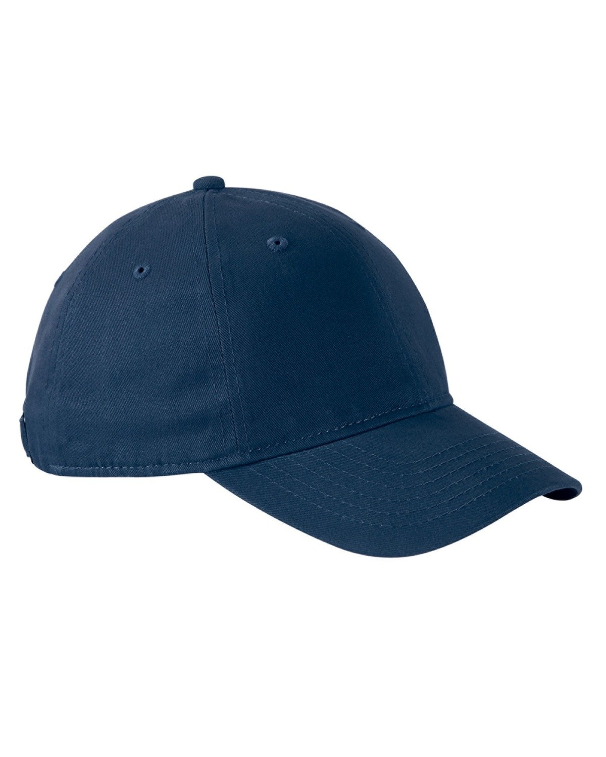 b54cff84e2b A612 adidas Golf Performance Front-Hit Relaxed Cap. Touch to zoom. Color  Shown  navy  white. Front Back Side