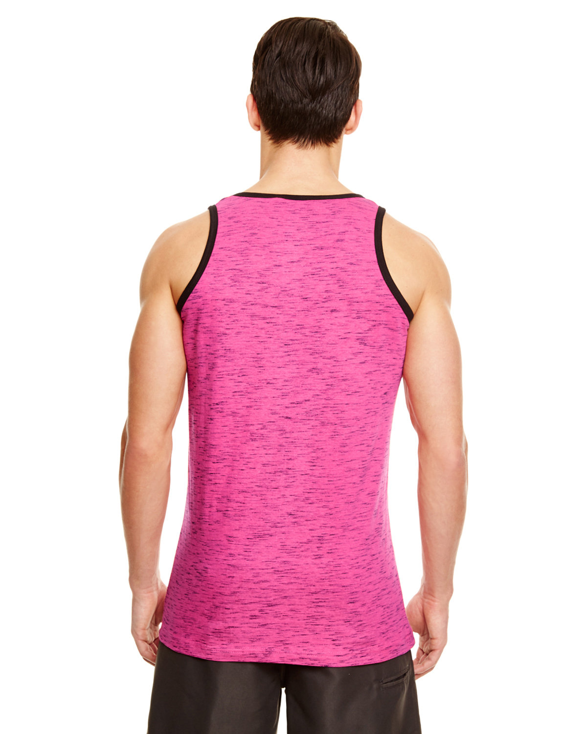 ae66b051d3bb3f B9102 Burnside Adult Injected Slub Tank Top. Touch to zoom. Color Shown   pink