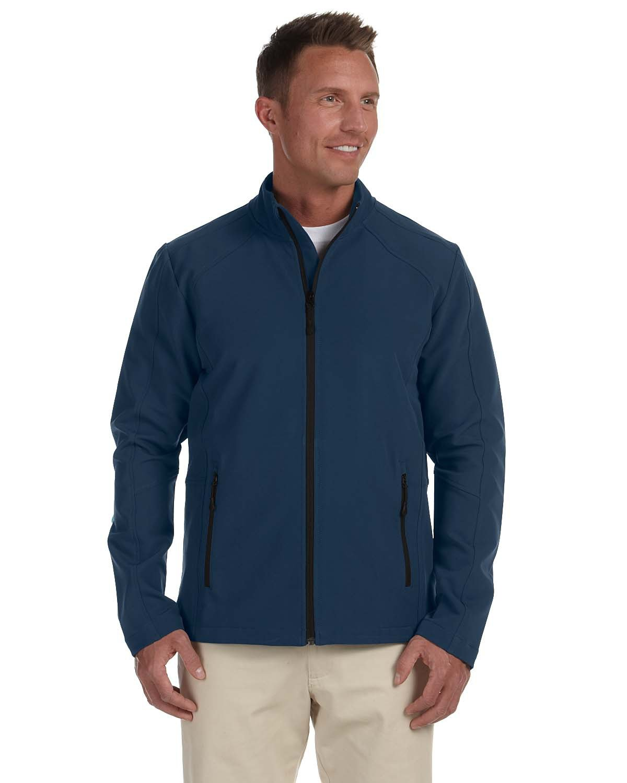 M GRAPHITE Devon /& Jones Mens Bonded Tech-Shell Duplex Jacket