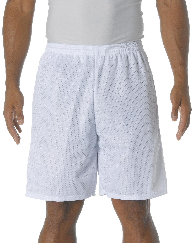 Adult Tricot Mesh Short