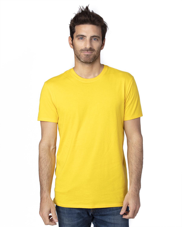 Threadfast Apparel Unisex Ultimate T-Shirt BRIGHT YELLOW